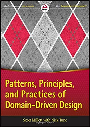 《领域驱动设计模式、原理与实践》